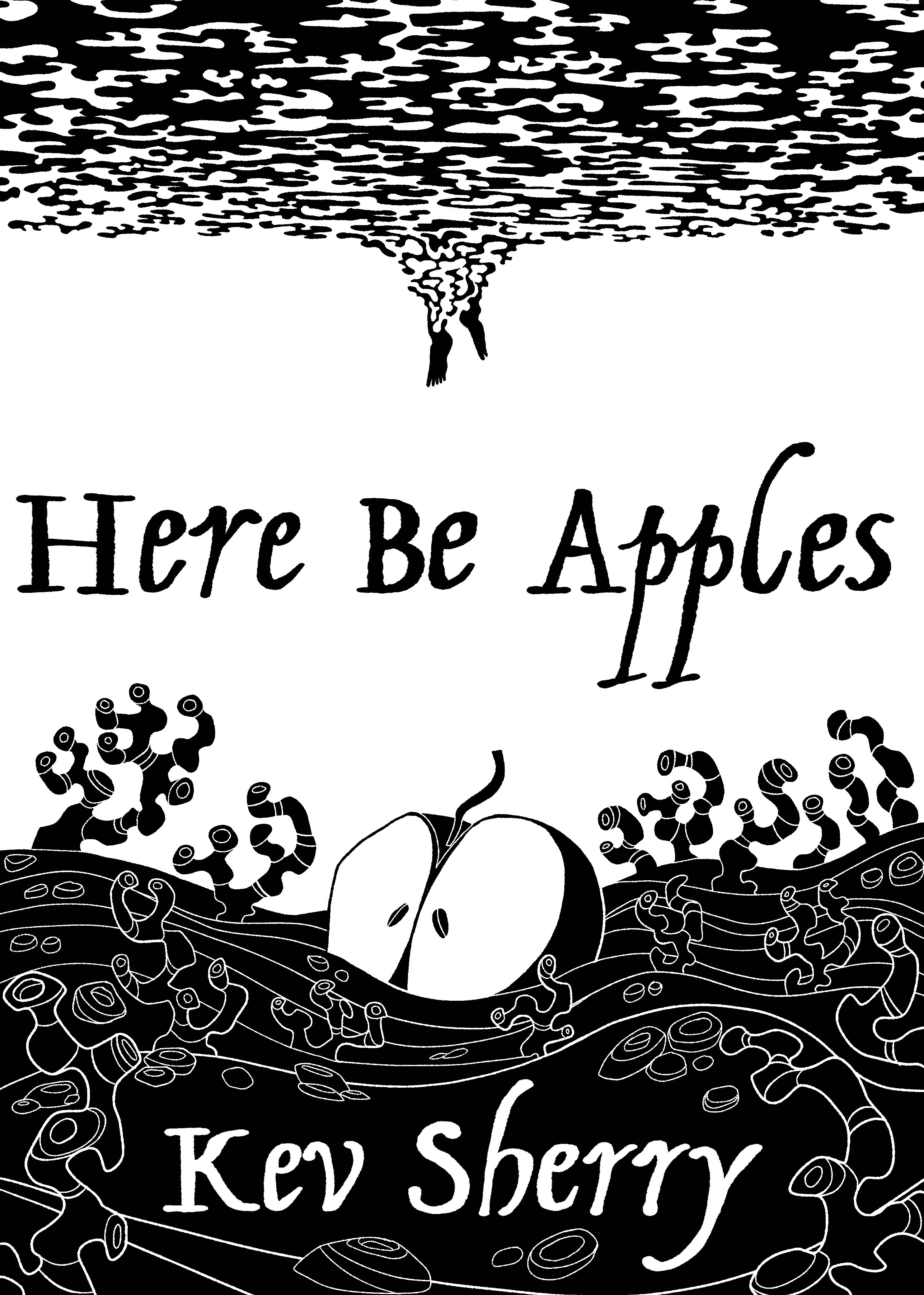 HERE BE APPLES cover artwork